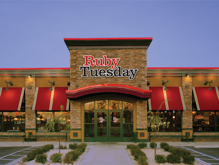 FREE Ad-on Salad Bar at Ruby Tuesday!