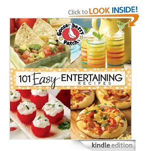101 Easy Entertaining Recipes Cookbook eBook for $0.99!!!!