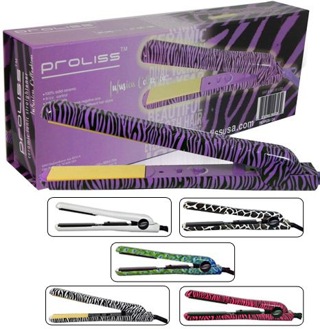 Proliss Infusion Collection Ceramic Ionic Straightener 6 Color Choice 94 Off Debt Free Spending