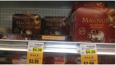 HOT! Free Magnum Bars at Fred Meyer!