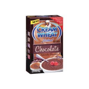 Cream of wheat is giving away 10 000 free sles of chocolate cream