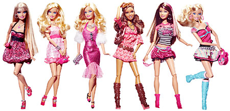 Target Barbie Fashionistas Dolls 2015 Barbie Fashionista