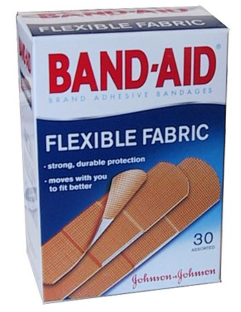 how to use band aid