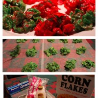 Christmas Cornflake Cookies Recipe
