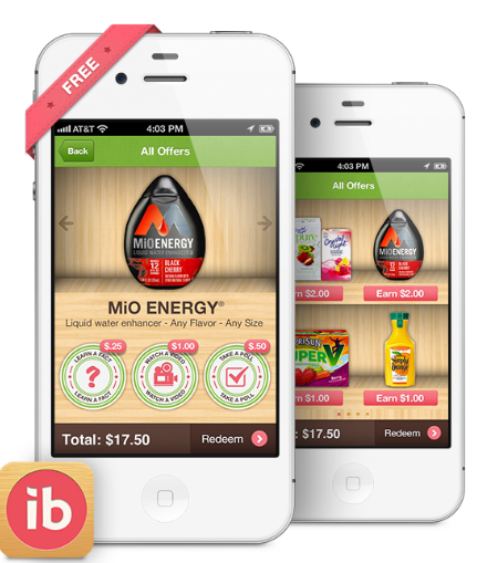 Ibotta: IPhone App Earns Cash Rewards For Shopping!