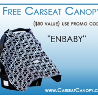 Carseat Canopy Review + $50 OFF Coupon Code!