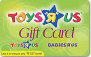 $30 Toys R Us or Babies R Us Gift Card Giveaway - The Joys of Boys