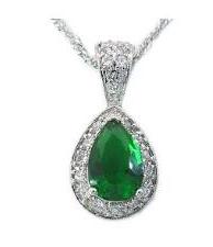 Emerald Pendant Giveaway