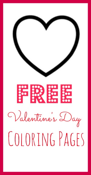 free valentines day coloring pages - valentine s day coloring pages