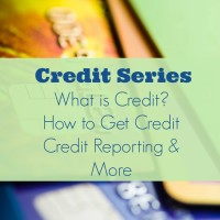 How Do You Get Credit?