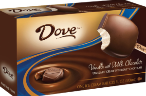 Dove Ice Cream Bars Coupon