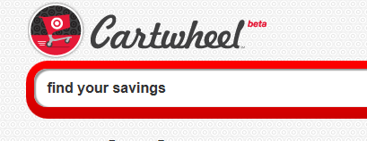 Target: Cartwheel Program is a New Way To Save