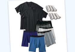 Hanes Premium Mens Collection