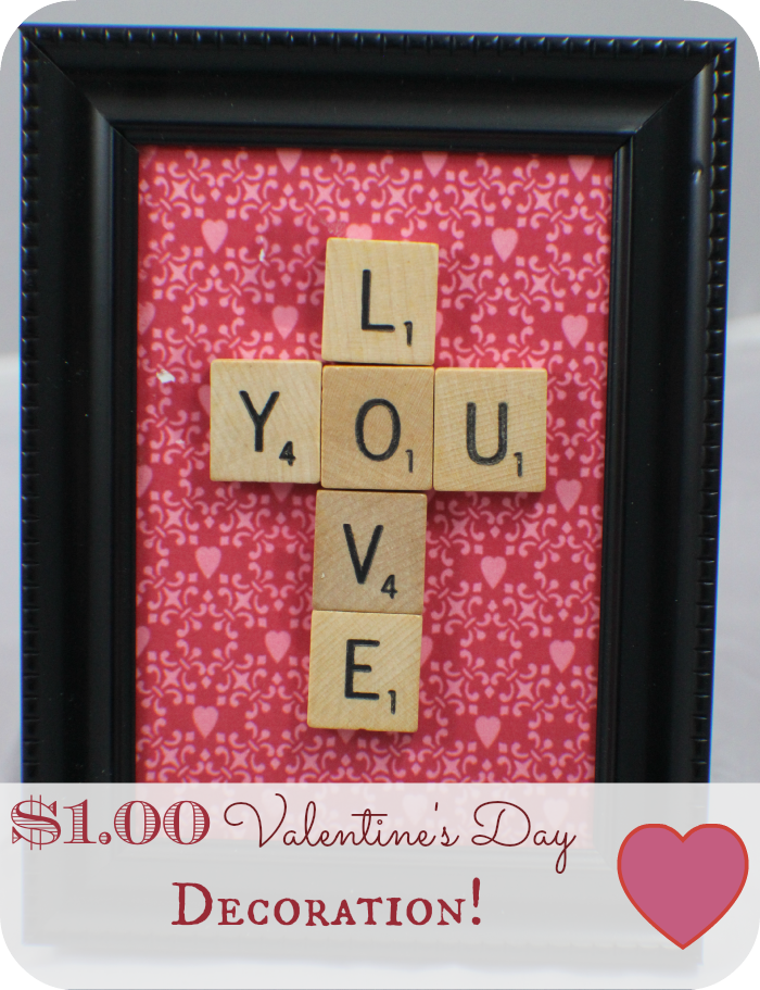 Charming message Valentine day craft idea for adult