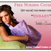 Free Nursing Cover from Uddercovers.com