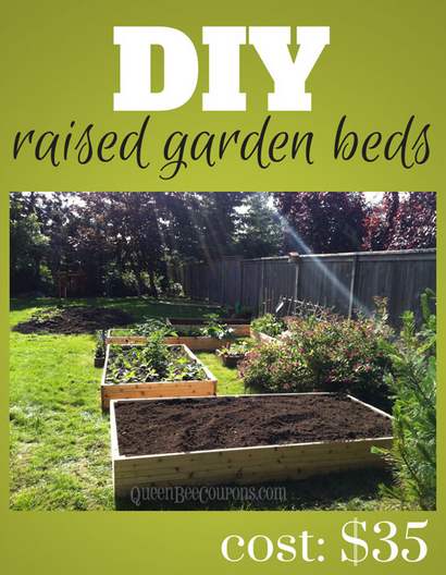 DIY Raised Bed Gardens