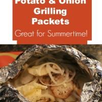 Potato & Onion Grilling Packets