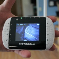 Motorola Wireless Video Baby Monitor #sponsored