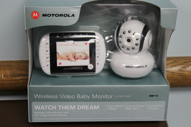 motorola wireless video baby monitor sponsored debt free spending. Black Bedroom Furniture Sets. Home Design Ideas