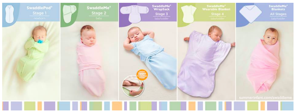 Summer Infant Swaddles Review Baby Sponsored Debt Free