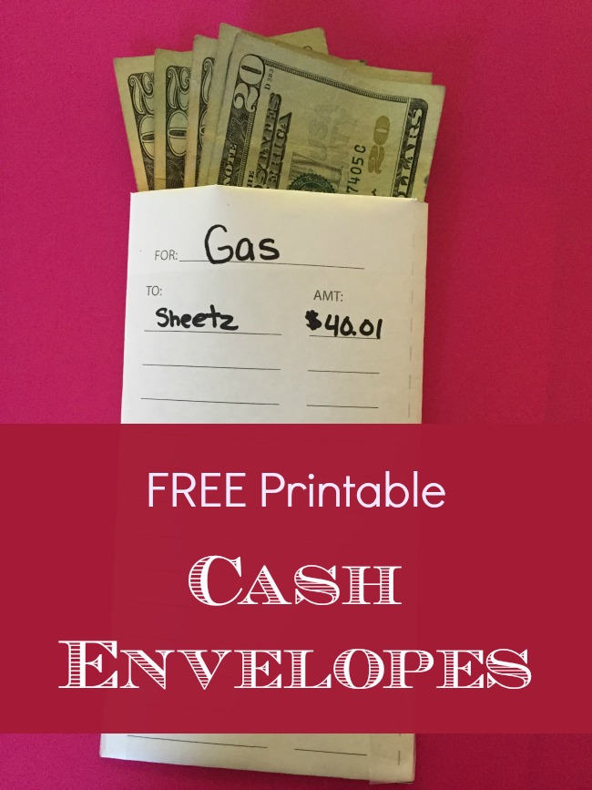 image regarding Free Printable Cash Envelopes known as Totally free Printable Revenue Envelopes for Budgeting - Personal debt Cost-free Expending