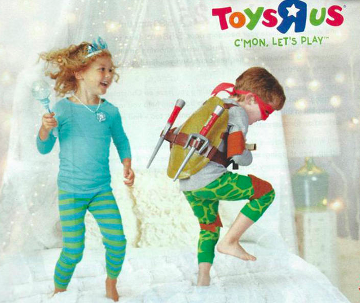Toys R Us You Book 2014