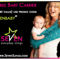 Seven Slings Free Baby Carrier