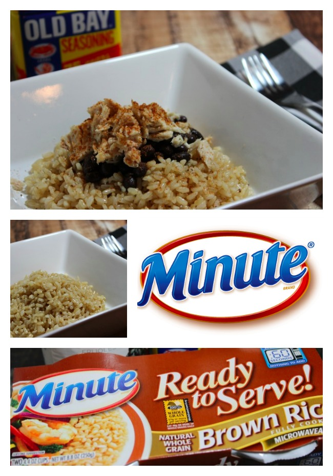 minute rice microwave instructions