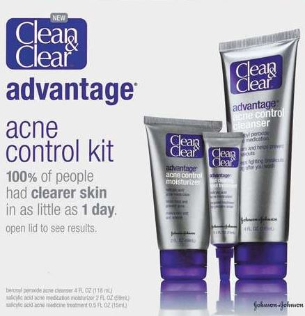 Clean Clear Advantage Product At Rite Aid Only 4 49 Reg 8 49 Debt Free Spending