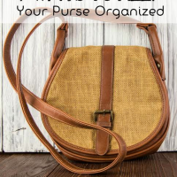 7 Ways To Keep Your Purse Organized