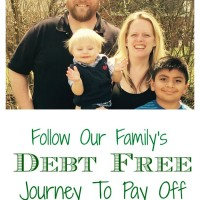 Debt Payoff Update for April 2016