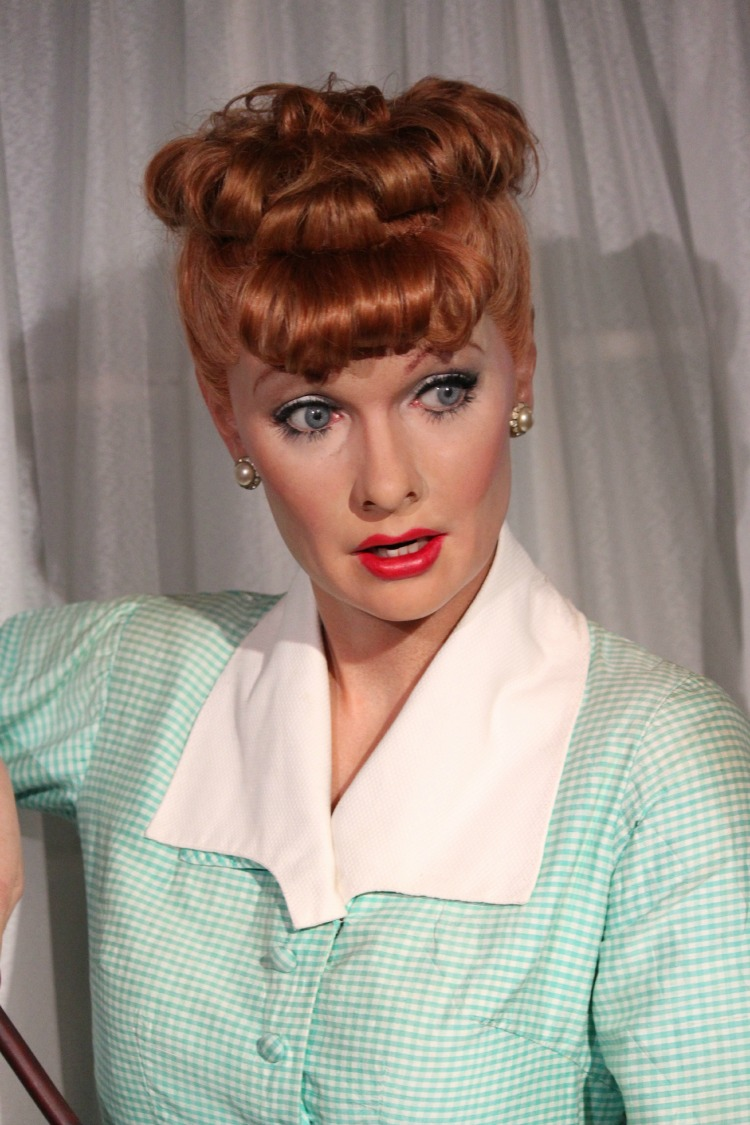 Madame Tussauds Lucille Ball
