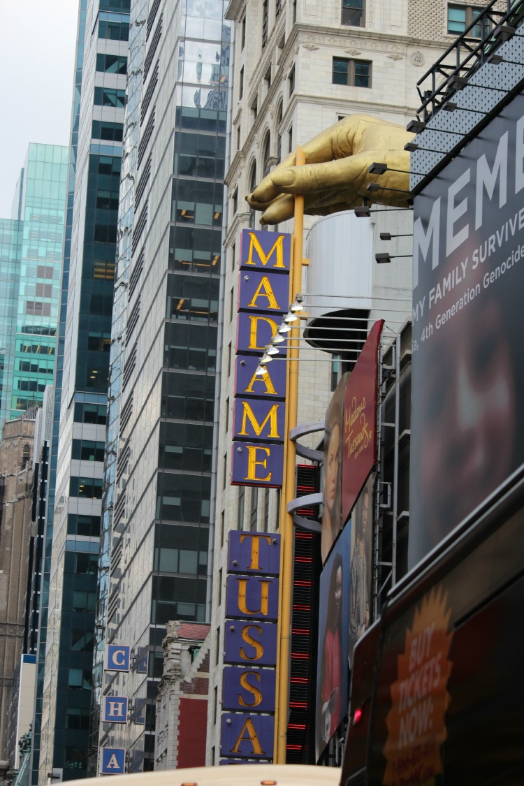 Wax museum coupons nyc
