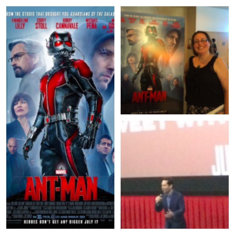 Ant Man Screening