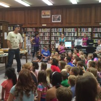 Bug Guy – Local Free Library Program