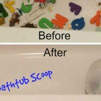 Free Bathtub Scoop