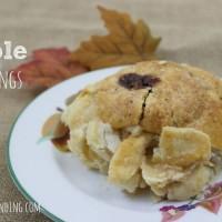 Easy Apple Dumpling Recipe