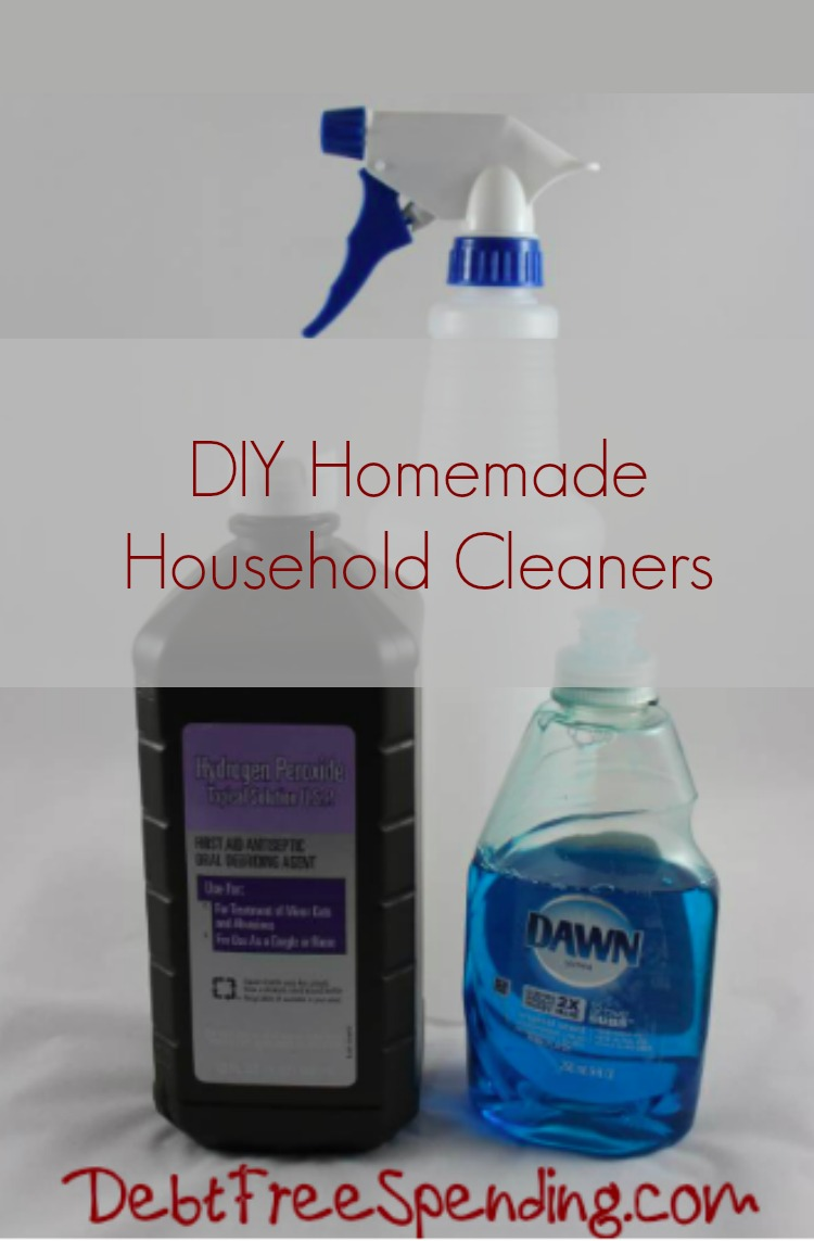 Diy homemade household cleaners day 24 spendingfreezedfs debt free spending - Home made cleaning products ...