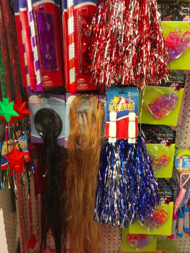 DIY Dollar Store Halloween Costumes