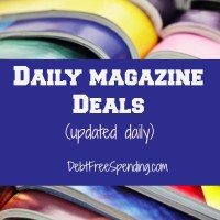 Daily Magazine Deals