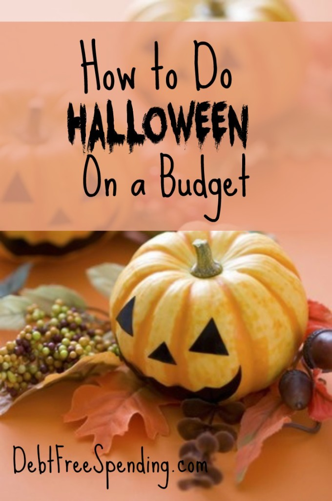 How to Do Halloween on a Budget