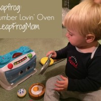 LeapFrog Number Lovin' Oven Is Delicious #LeapFrogMom