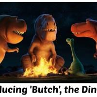 Meet Butch from The Good Dinosaur #GoodDino