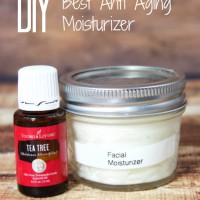 Best Anti Aging Moisturizer DIY