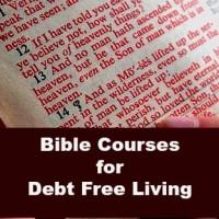 Bible Courses Debt Free Living