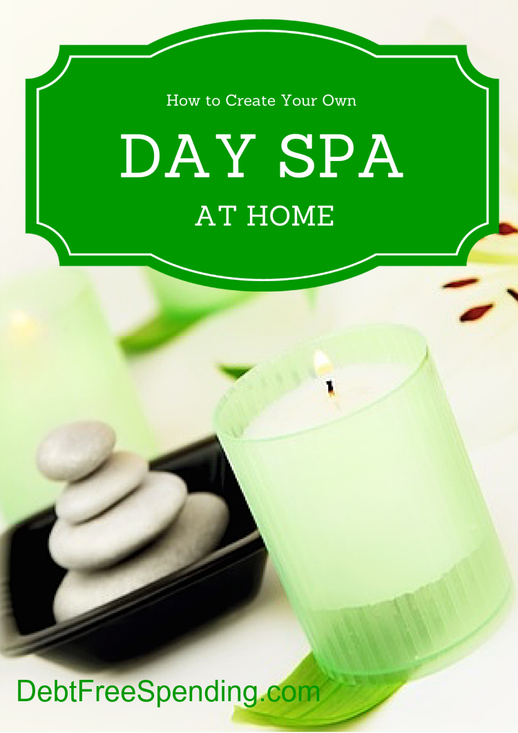 How to create your own day spa at home for Design your own salon