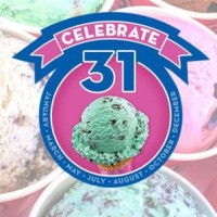 Baskin-Robbins Ice Cream Scoops only $1.31