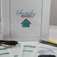 Free Family Binder Printables