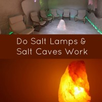 Salt Lamps Salt Caves Work