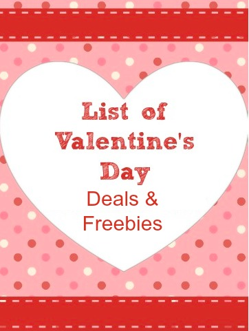 Slickdeals Categories Valentine's Day. Valentine's Day Coupons, Deals and Offers. We can't find any valentine's day deals right now. Set a Deal Alert to be notified as soon as a new one is posted. Set Deal Alert. Check out the most recent Frontpage Slickdeals. Frontpage Deal. Walmart.